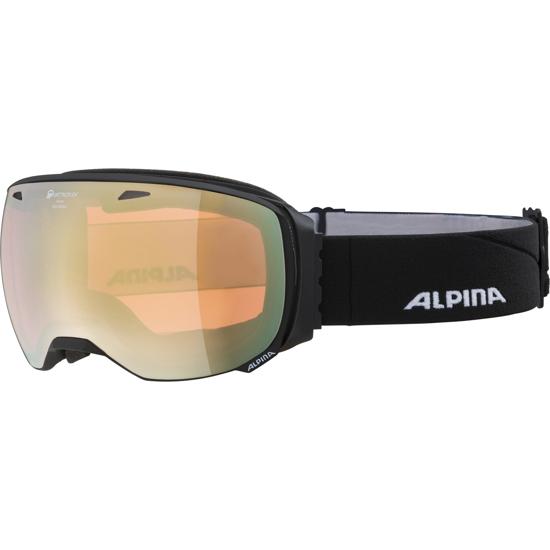 Picture of ALPINA odr smučarska očala 0-7241-832 BIG HORN QHM black matt