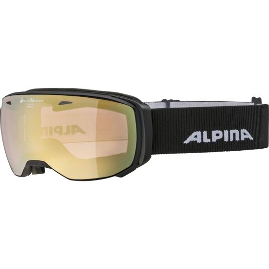 Picture of ALPINA odr smučarska očala 0-7252-732 ESTETICA black matt