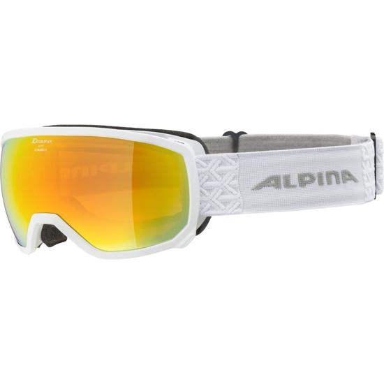 Picture of ALPINA odr smučarska očala 0-7259-812 SCARABEO S HM white