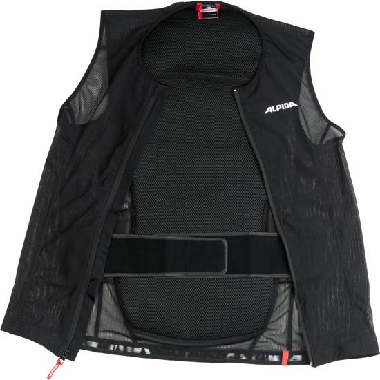 Picture of ALPINA otr zaščita za hrbet A8864 430 PROSHIELD JR black