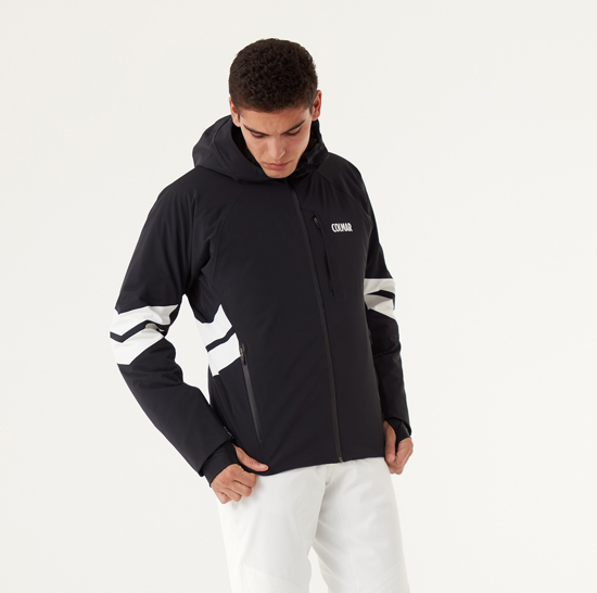 Picture of COLMAR m bunda 1346 6TZ 99 G + RAPTOR SKI JACKET black