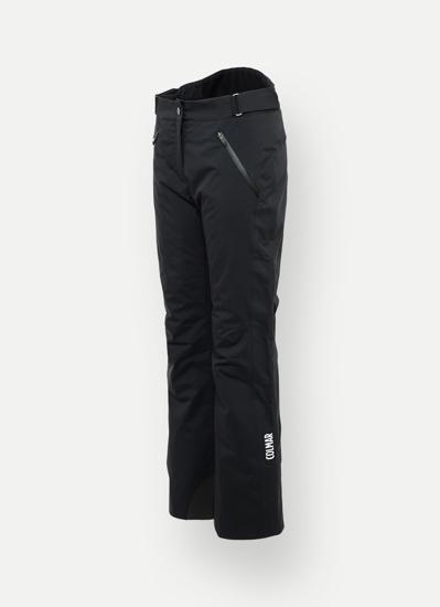 Picture of COLMAR ž smučarske hlače 0453 1VC 99 SLIM FIT STRETCH SKI PANTS black