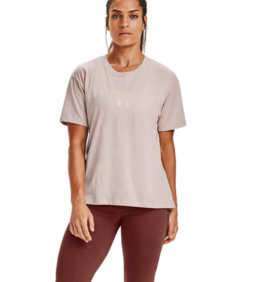 Picture of UNDER ARMOUR ž majica LIVE FASHION W 1358657-679