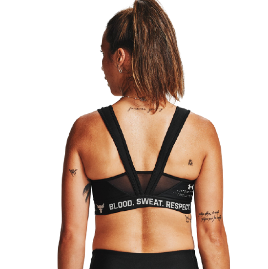 Picture of UNDER ARMOUR ž trening top PROJECT ROCK B 1359258 001