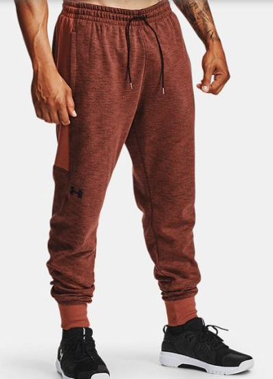 UNDER ARMOUR m hlače 1352016-688  DOUBLE KNIT JOGGERS