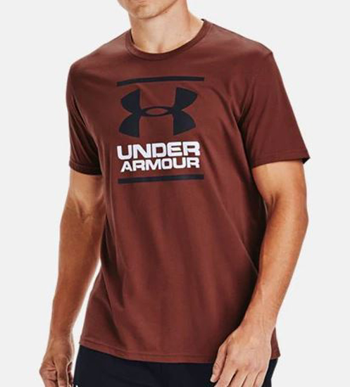 UNDER ARMOUR m majica 1326849-688GL FOUNDATION