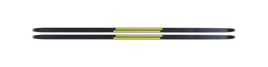 FISCHER tekaške smuči set NP2052 TWIN SKIN RACE MEDIUM/BDG RACE CLASSIC