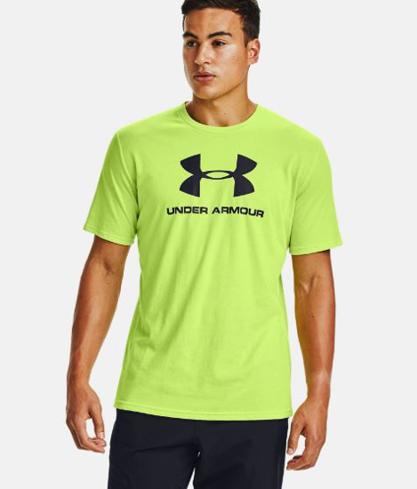 UNDER ARMOUR m majica 1329590-291  SPORTSTYLE