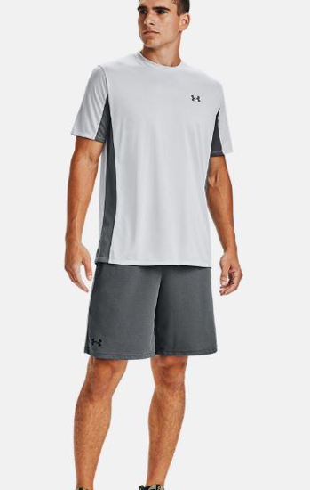 UNDER ARMOUR m majica 1356785-014 TRAINING VENT