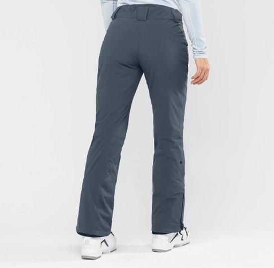 SALOMON ž smučarske hlače LC1392900 BRILLIANT PANT EBONY