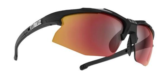 BLIZ športna očala 52806-54 HYBRID black orange