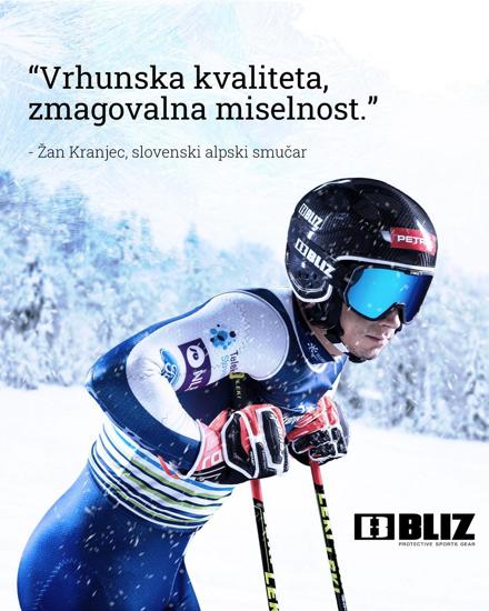Picture of BLIZ športna očala 9021-19 TEMPO black gold