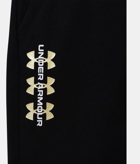 UNDER ARMOUR ž hlače 1356578-002 RIVAL FLEECE