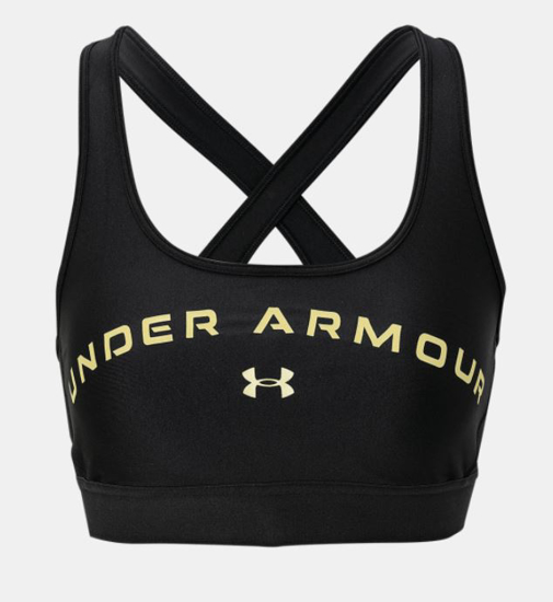 UNDER ARMOUR ž trening top 1356437-001 MID CROSSBACK