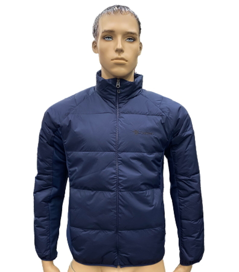 Picture of GOLDWIN m jakna G50310 HYBRID DOWN navy