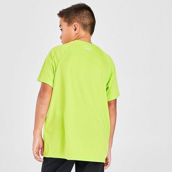 UNDER ARMOUR otr majica 1351850-394 TECH™ BIG LOGO