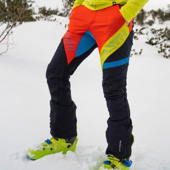 Picture of NORTHFINDER m dolge hlače NO-3661SKP 383 RYSY