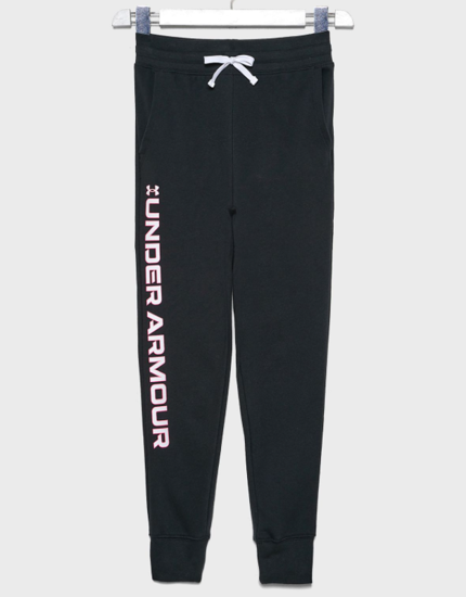 Picture of UNDER ARMOUR otr hlače 1356487-001 RIVAL FLEECE