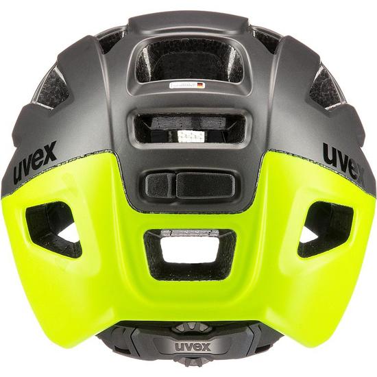 Picture of UVEX kolesarska čelada S41096701 FINALE 2.0 grey yellow mat