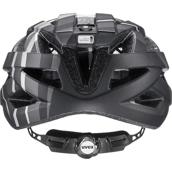 Picture of UVEX kolesarska čelada S41004801 AIR WING CC black silver mat