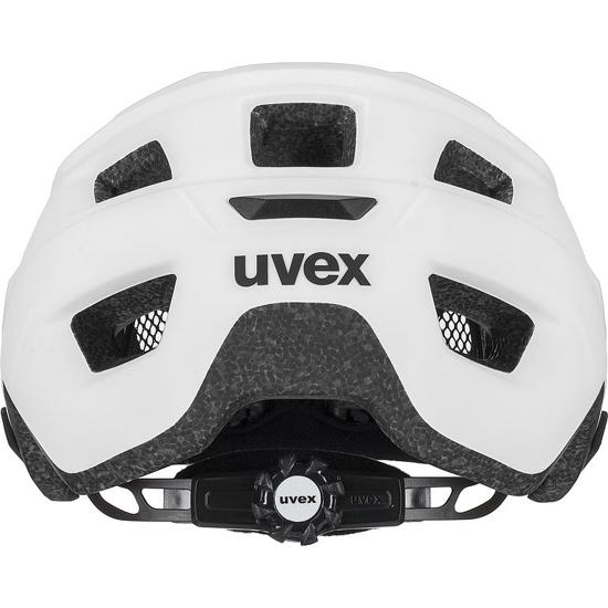 Picture of UVEX kolesarska čelada S41098703 ACCESS white mat