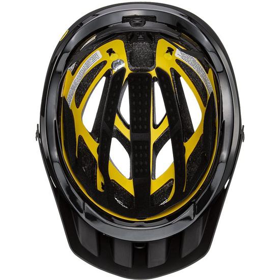 Picture of UVEX kolesarska čelada S41098901 UNBOUND MIPS black mat