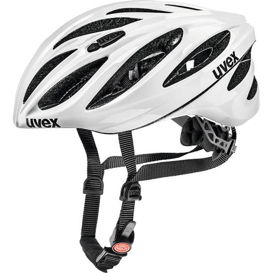 Picture of UVEX kolesarska čelada S41022902 BOSS RACE white
