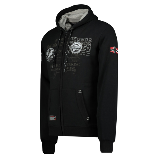 Picture of GEOGRAPHICAL NORWAY m jopica GORESUN black