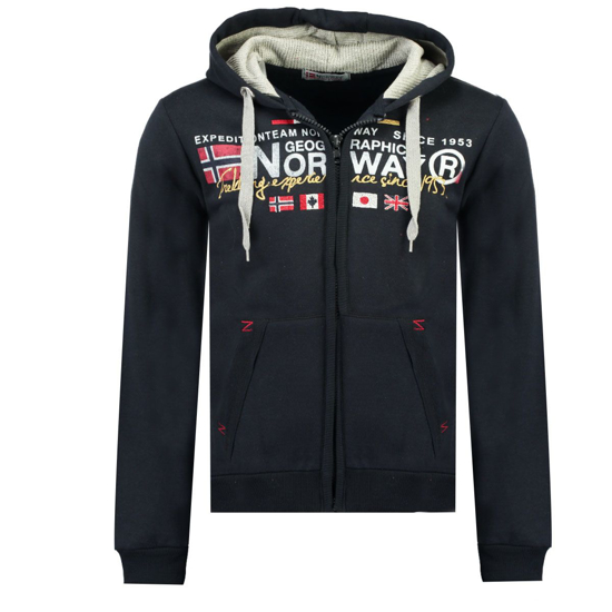 Picture of GEOGRAPHICAL NORWAY m jopica GALIATOR navy