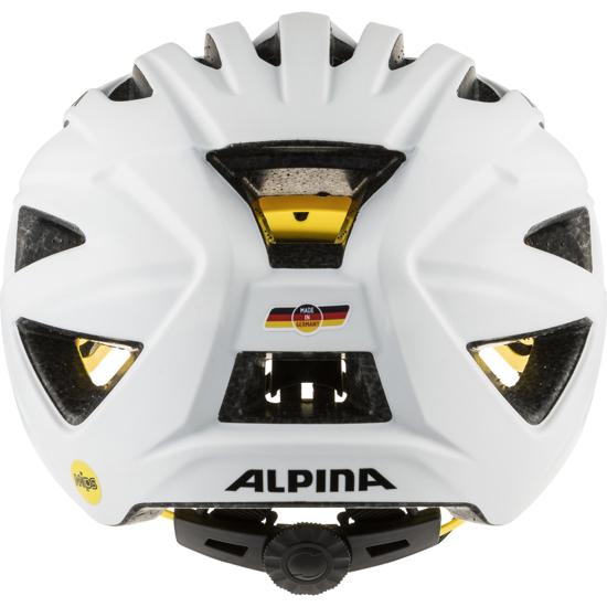 Picture of ALPINA kolesarska čelada 0-9756-110 DELFT MIPS white matt