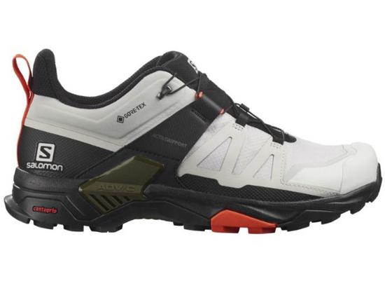 SALOMON m pohodni čevlji L41385400 X ULTRA 4 GTX