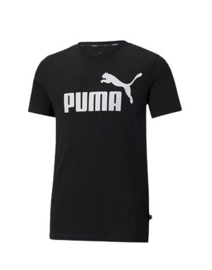 Picture of PUMA otr majica 586960-01 ESS LOGO TEE JR