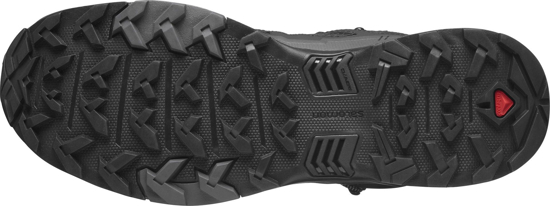 SALOMON m pohodni čevlji L41293400 X ULTRA 4 MID GTX