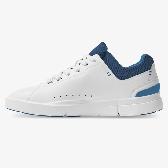 Picture of ON m copati 48.99455 THE ROGER ADVANTAGE white/cobalt