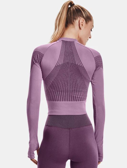 Picture of UNDER ARMOUR ž majica 1362723-501 UA RUSH SEAMLESS