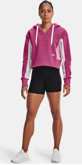 Picture of UNDER ARMOUR ž kapucar 1362421-678 RIVAL FLEECE