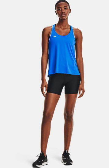 Picture of UNDER ARMOUR ž hlače 1360938-001 HEATGEAR MID RISE