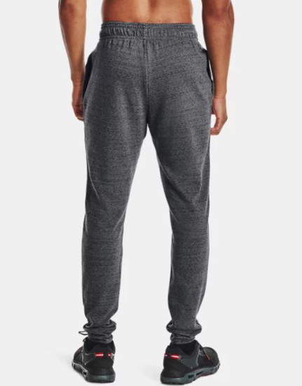 Picture of UNDER ARMOUR m hlače 1361642-012 RIVAL TERRY JOGGERS