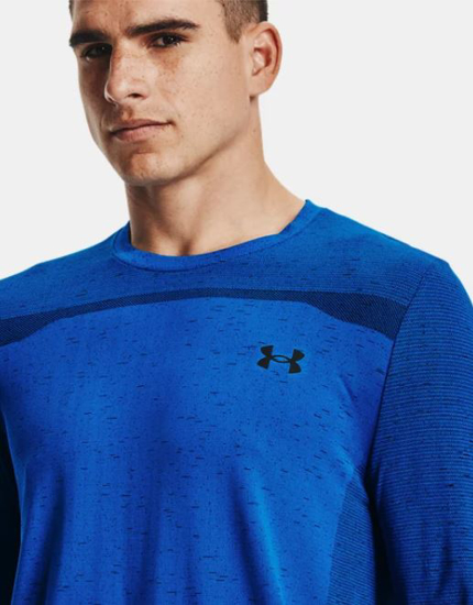 Picture of UNDER ARMOUR m majica 1361136-436 SEAMLESS
