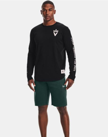 Picture of UNDER ARMOUR m majica 1361739-001 PROJECT ROCK SAME GAME