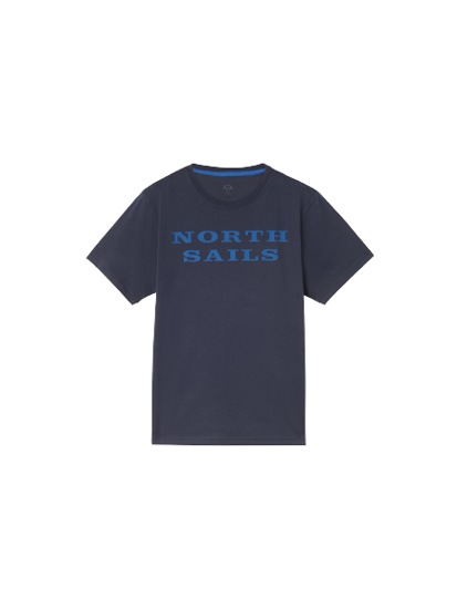 Picture of NORTH SAILS m majica 692690 0802 GRAPHIC T-SHIRT
