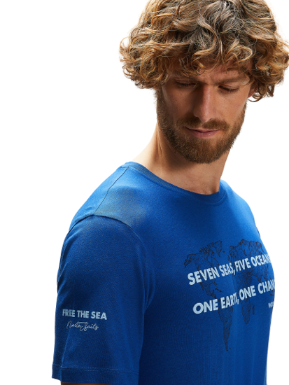 Picture of NORTH SAILS m majica 692738 0790 GRAPHIC T-SHIRT