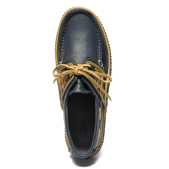 Picture of TBS m jadralni čevlji B8O02 GLOBEK blue/jaune