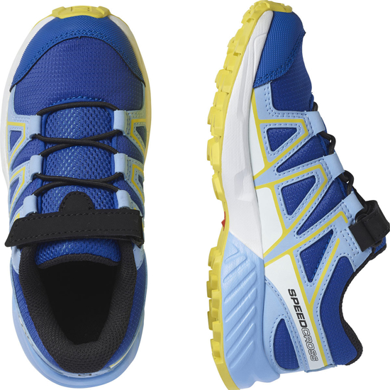 SALOMON otr trail copati L41289100 SPEEDCROSS BUNGEE K