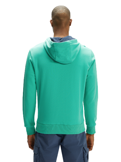 Picture of NORTH SAILS m kapucar 691574 0409 HOODED SWEATER