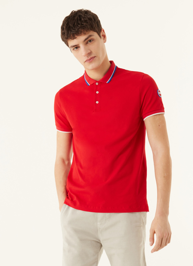 Picture of COLMAR m polo majica 7658Z4SH 193 red