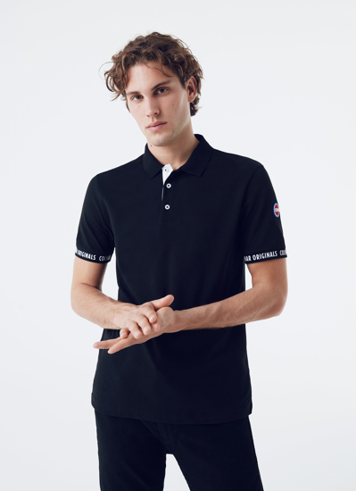 Picture of COLMAR m polo majica 76713UP 68 navy