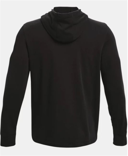 Picture of UNDER ARMOUR m kapucar 1361559-001 RIVAL TERRY HOODIE