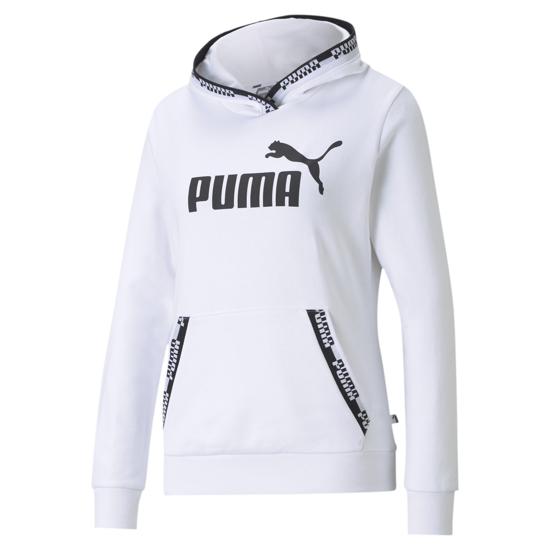Picture of PUMA ž kapucar 585910-02 AMPLIFIED HOODIE