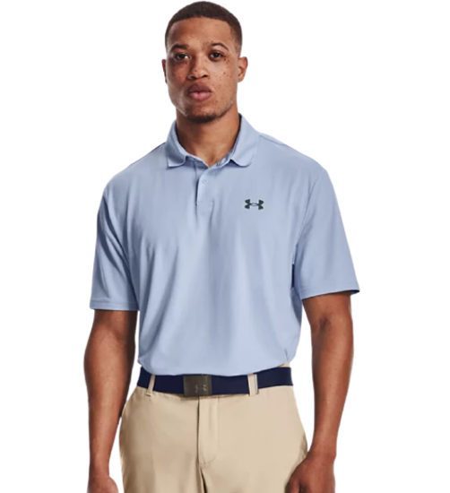 Picture of UNDER ARMOUR m golf majica 1342080-438 PERFORMANCE POLO TEXTURED